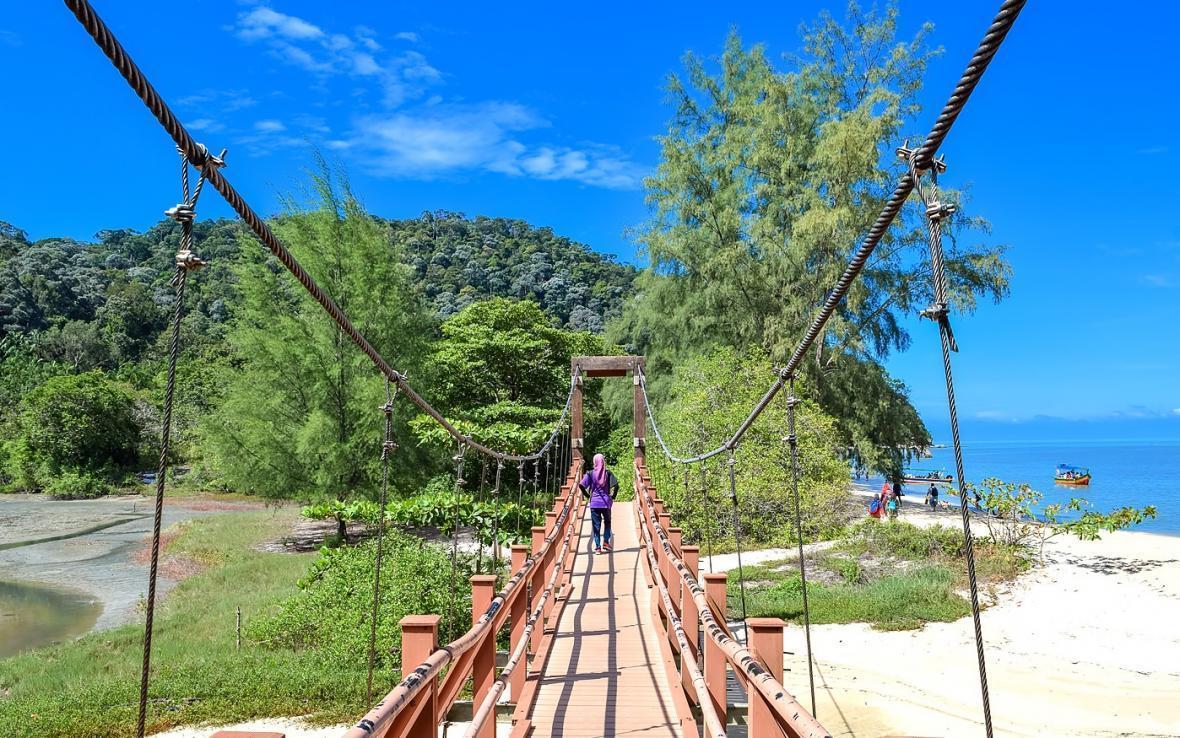 آشنایی با پارک ملی پنانگ (National Park Penang) در تور مالزی
