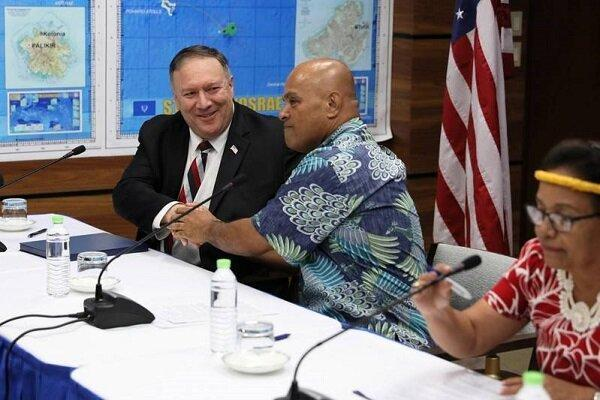 آمریکا با چین توافق امنیتی در اقیانوس آرام امضا کرد