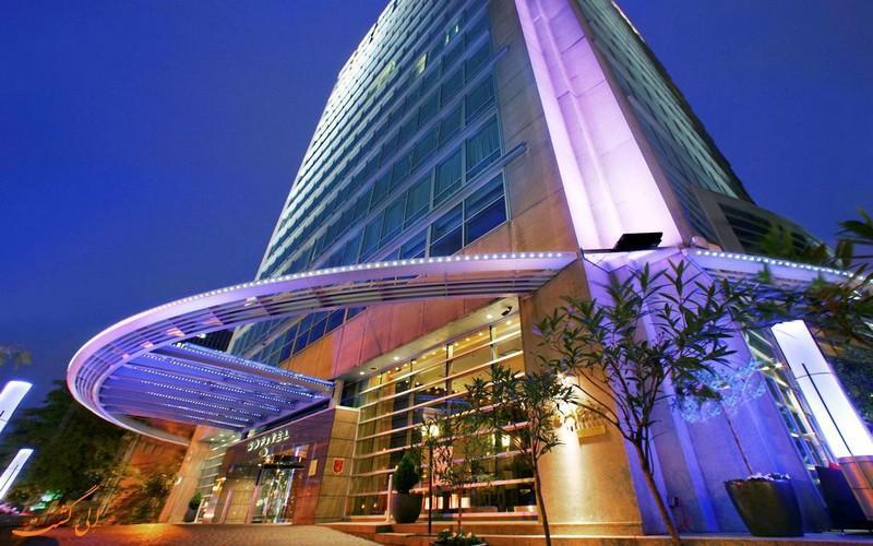 معرفی هتل 5 ستاره سوفیتل مایل مونترال