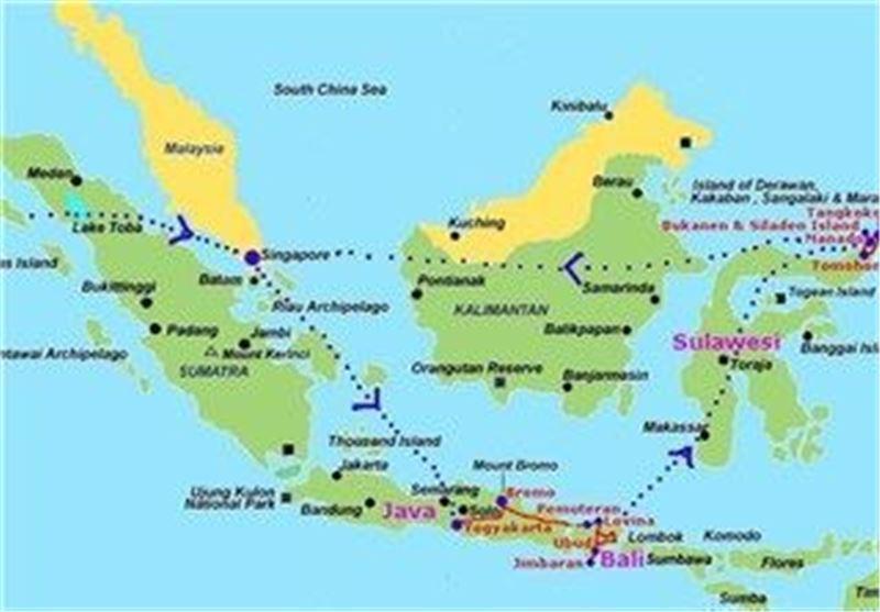 اندونزی برای ایرانیان محدودیت صدور ویزا اعمال می نماید
