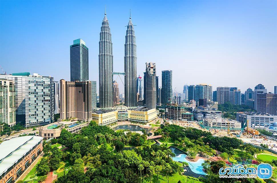 معرفی 8 مورد از جاذبه های گردشگری مالزی