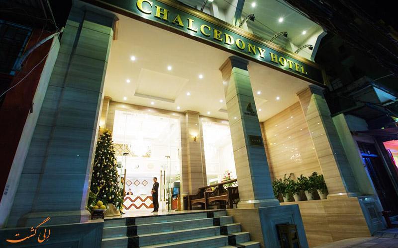 معرفی هتل 4 ستاره چالسدونی در هانوی ویتنام
