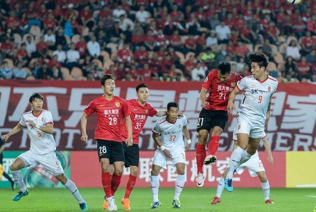 بازگشت فوق العاده گوانجو مقابل نماینده کره جنوبی در 7 دقیقه