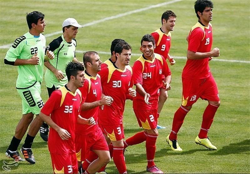 نمایش فیلم عمان برای بازیکنان ایران