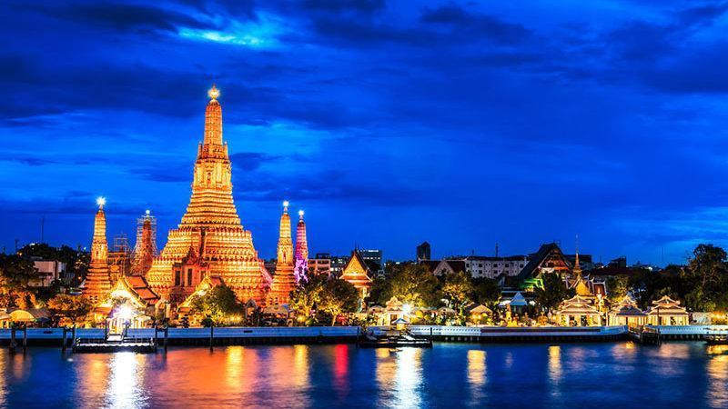 بانکوک محبوب ترین مقصد سفر سال جاری در دنیا شد