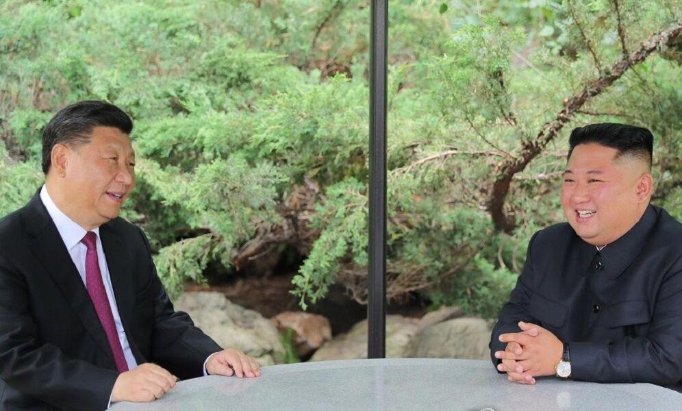 کیم جونگ اون : تا ابد در کنار چین ایستاده ایم