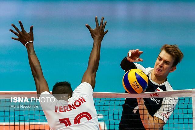 پیروزی لهستان مقابل کانادا در هفته سوم لیگ ملتهای والیبال