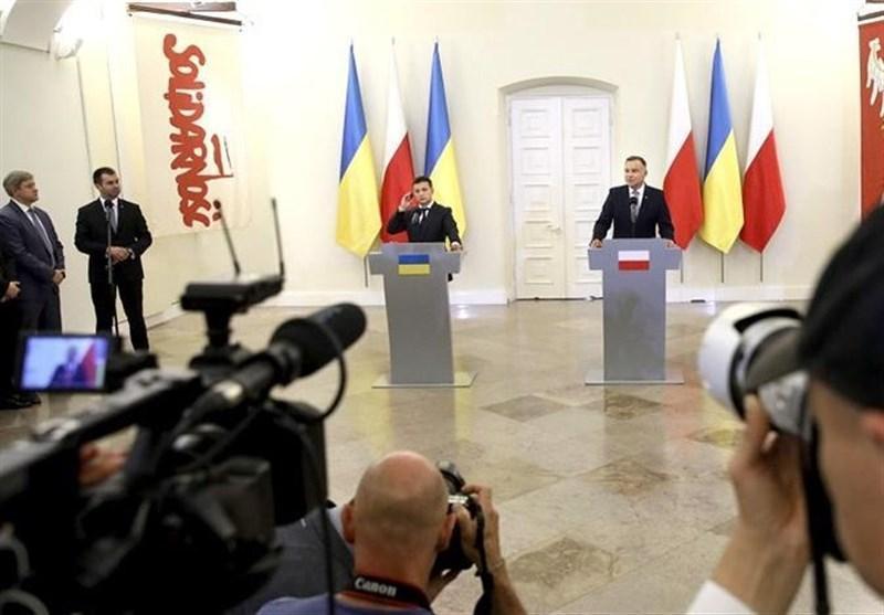 اوکراین: خط لوله جریان شمالی-2 تهدیدی برای امنیت اروپاست