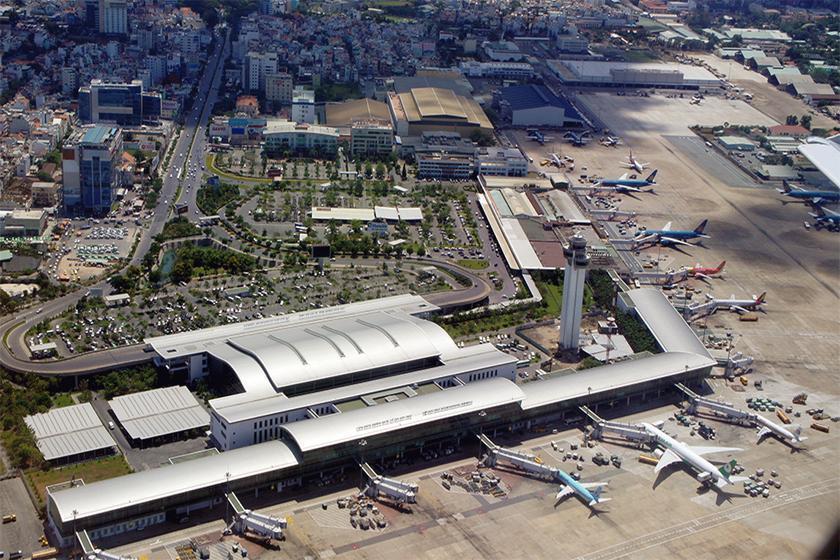 یک ترمینال جدید به فرودگاه شهر هوشی مین افزوده می گردد