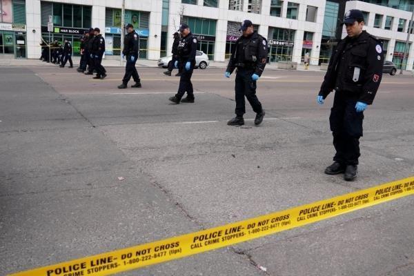 کشف یک پیغام رمزی از عامل حمله مرگبار در تورنتو