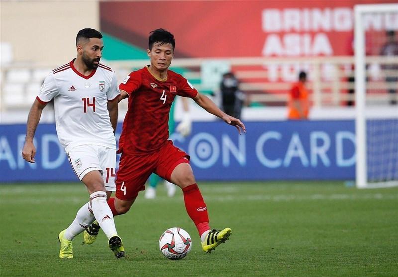 سامان قدوس: بازی خوبی مقابل ویتنام به نمایش گذاشتیم، باید انتقام شکست از عراق را بگیریم