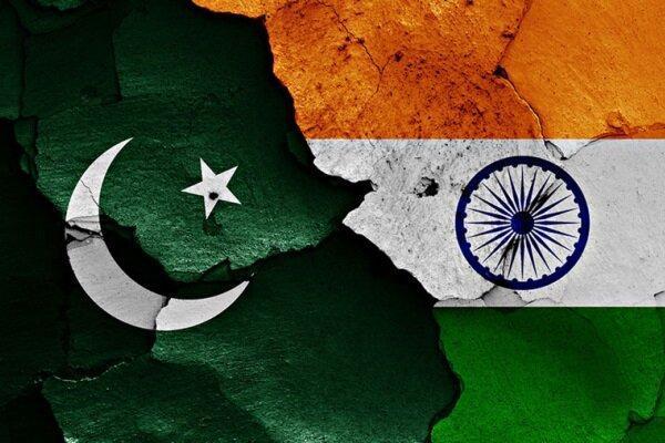 انتشار نقشه جدید هند با خشم پاکستان روبرو شد