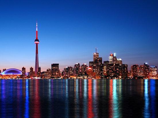همه چیز درباره سفر به تورنتو