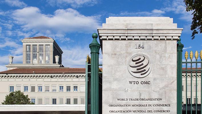 رای WTO به نفع آمریکا در برابر هند