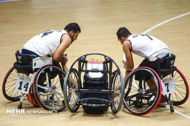 برنامه دیدارهای ملی پوشان بسکتبال باویلچر ایران تعیین شد