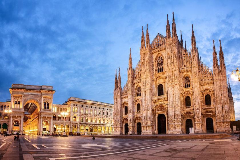 سفر 4 روزه به میلان؛ شهر دنیای مد در ایتالیا