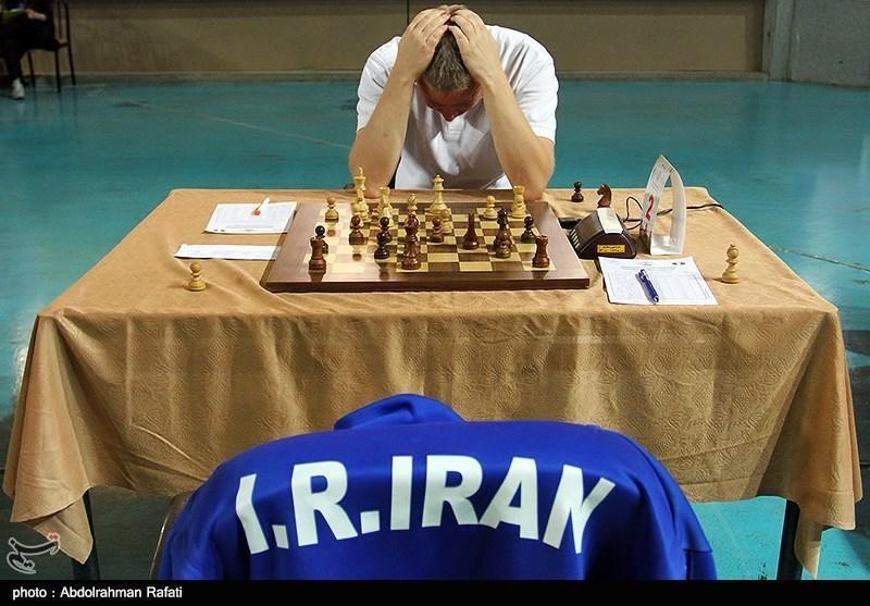 توقف ایتالیا مقابل شطرنج بازان ایرانی، عبور بانوان ایران از سد قزاقستان