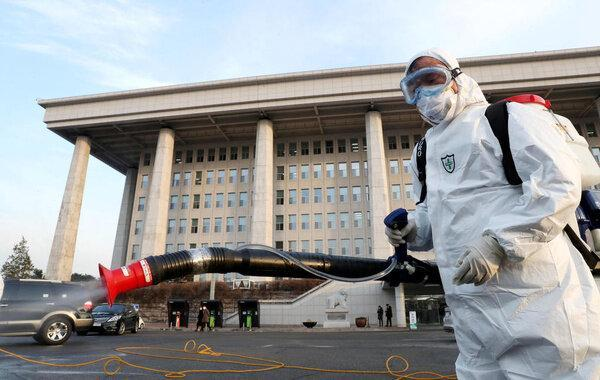 هنگ کنگ: مردم از سفرهای غیرضروری به کره جنوبی پرهیز نمایند