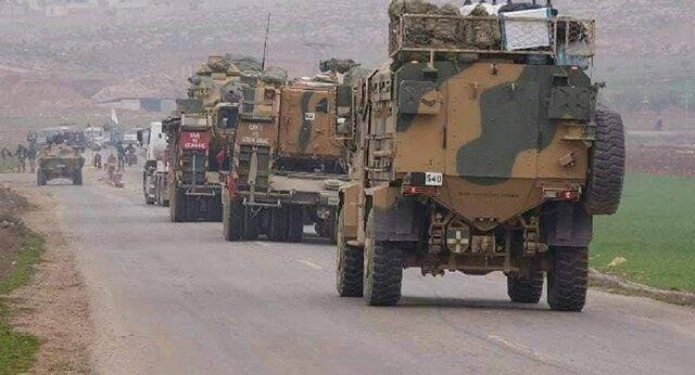 استقرار یگان ویژه ترکیه در ادلب سوریه