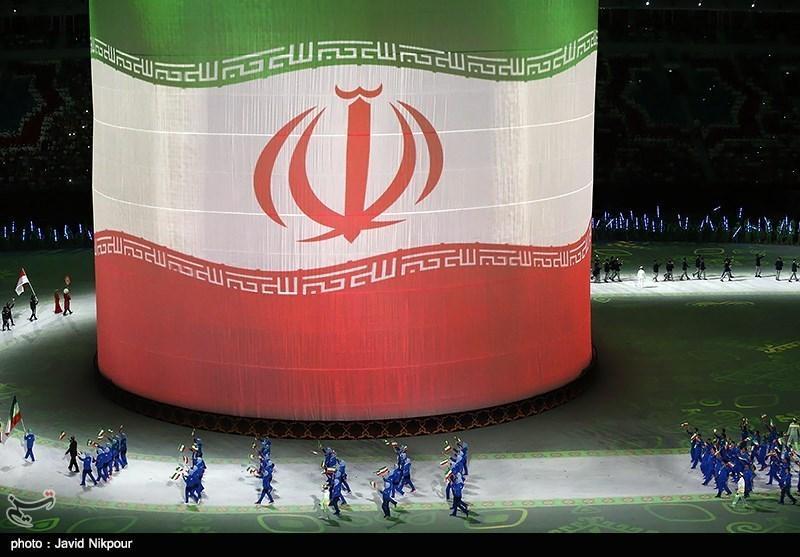 تثبیت صندلی ایران در رده دوم با کسب 13 مدال در روز پنجم