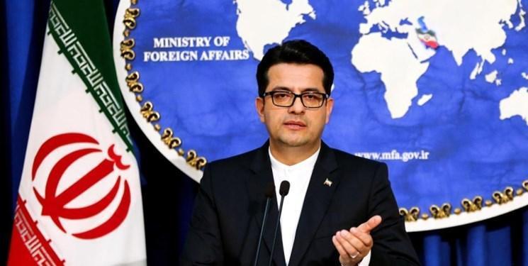 واکنش موسوی به فریبکاری دولت ترامپ و ایراد اتهامات بی اساس علیه ایران در مبارزه با کرونا
