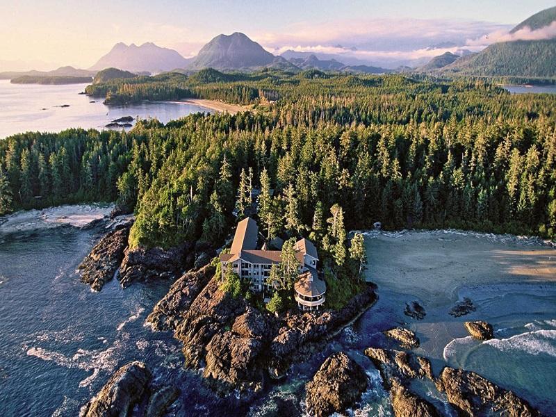 بهترین هتل های کانادا