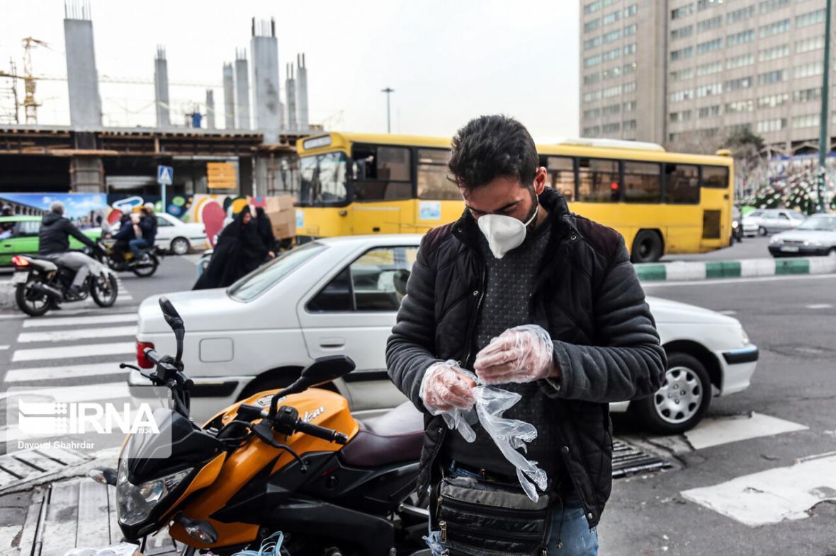 خبرنگاران پاسخگویی شهرداری تهران به سوالات شهروندان در مورد کرونا