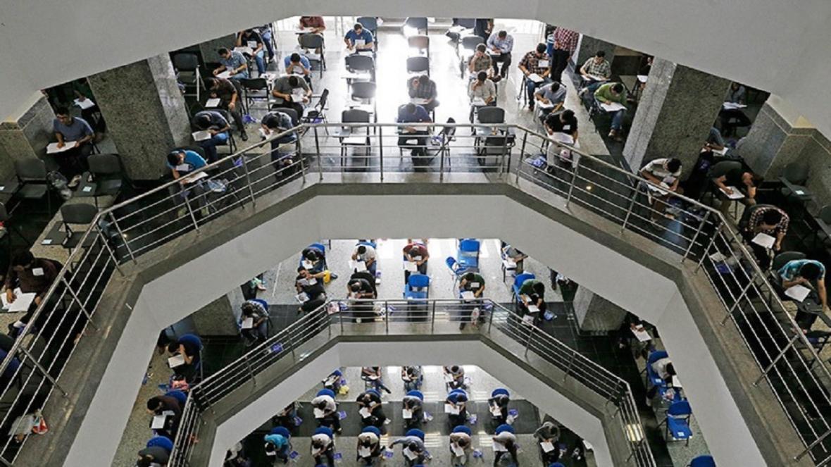 برگزار نشدن کنکور 99 به دلیل کرونا یک پیشنهاد بوده است، بررسی شهریه پرداختی دانشجویان دانشگاه آزاد