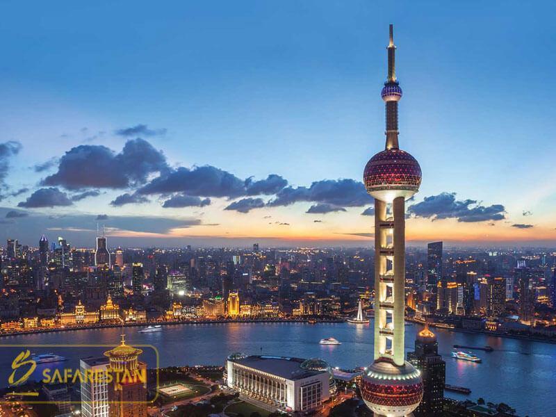 بلیط هواپیما به شانگهای مقصد شگفتی ها