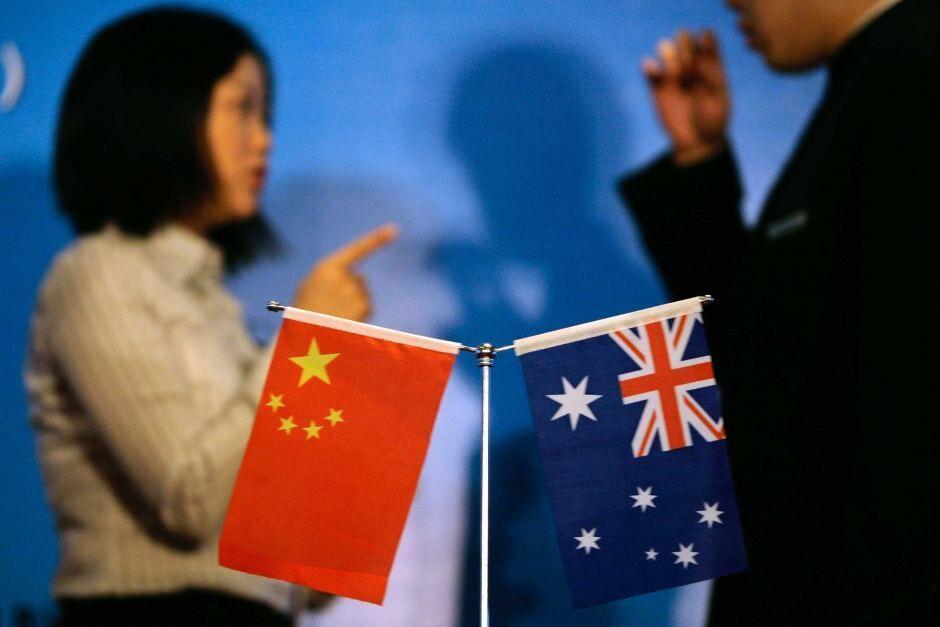 درگیری میان چین و استرالیا بالا گرفت