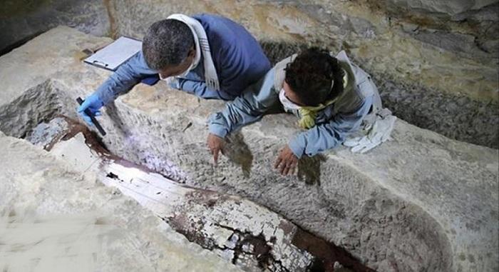 دالان مخفی در کارگاه مومیایی مصریان باستان کشف شد