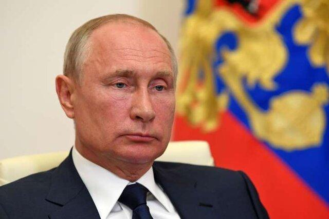 کاهش محبوبیت پوتین با رشد کرونا در روسیه