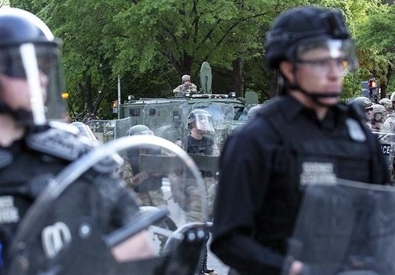 درخواست مجلس اسکاتلند از انگلیس برای عدم صدور تجهیزات ضدشورش به آمریکا
