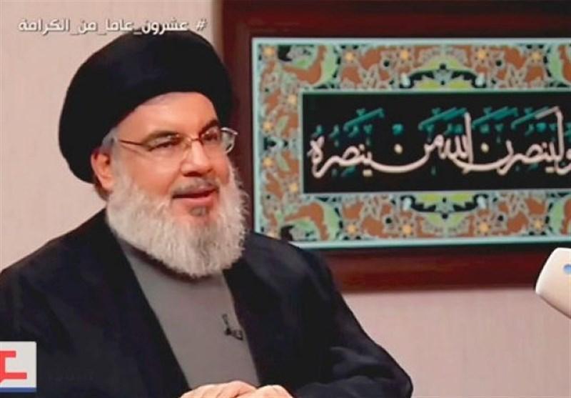 سید حسن نصرالله سه شنبه هفته جاری سخنرانی می نماید