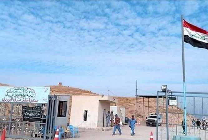 عراق گذرگاه مندلی را بازگشایی کرد