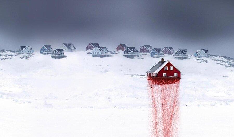 برف و خون برابر گرما و کسالت روزهای تابستانی ، سه رمان جنایی از نویسندگان اسکاندیناوی