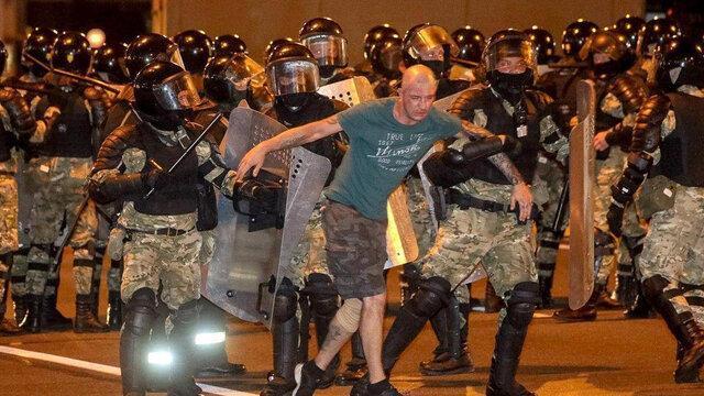 اتحادیه اروپا مقامات سرکوبگر بلاروس را تحریم می نماید