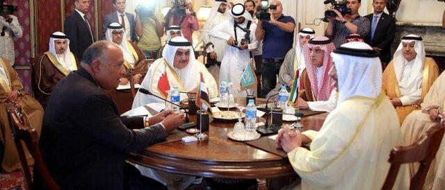 بحران کشورهای عرب حوزه خلیج فارس 3 ماه قبل از ایجاد، طراحی شده بود