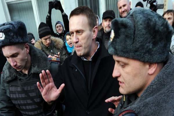 منتقد غربگرای روسیه در برلین بستری شد