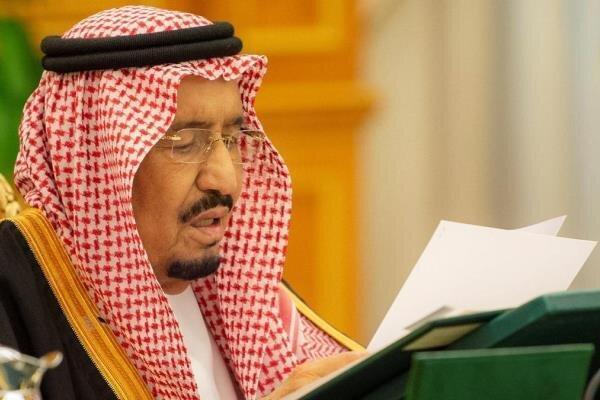 ملک سلمان به ولیعهد کویت نامه نوشت