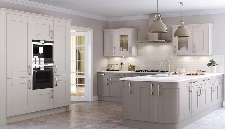 مدل کابینت آشپزخانه جدید و خاص