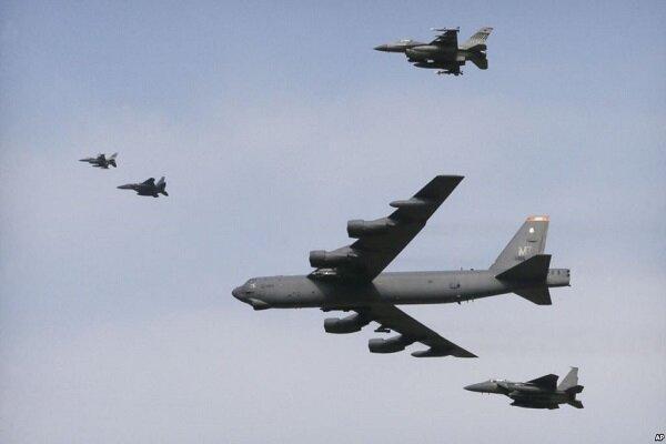 مسکو: بمب افکن های آمریکا حمله به روسیه را شبیه سازی کردند