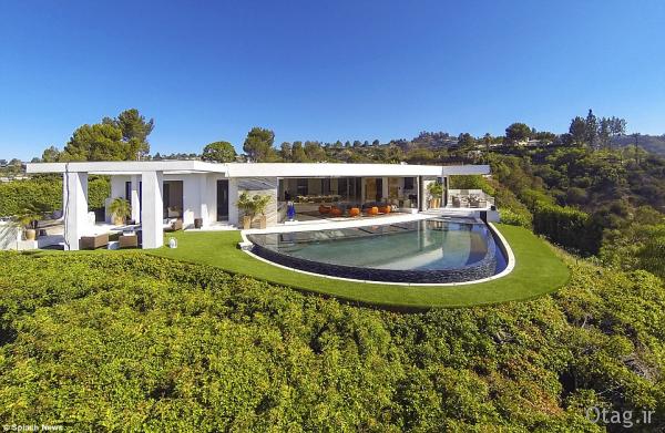 معرفی یکی از گران ترین خانه های دنیا در بورلی هیلز لس آنجلس