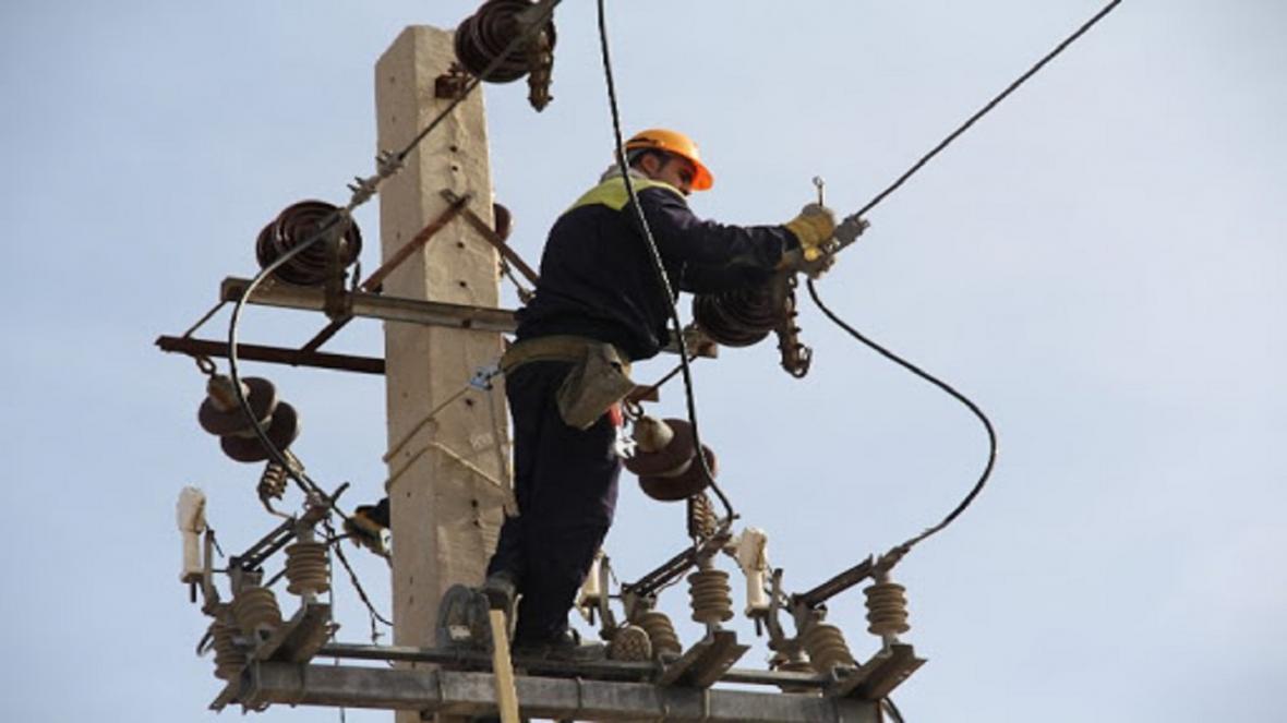 تبدیل 3 کیلومتر شبکه برق پارک جنگلی آبیدر به کابل خودنگهدار