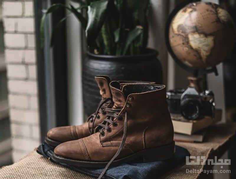 کفش های مردانه ترند 2020