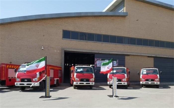 قدیمی ترین ایستگاه های آتش نشانی تهران کدامند؟