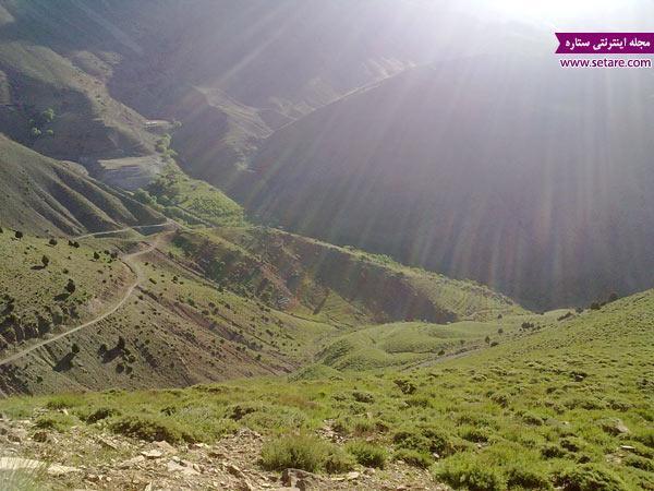 لذت گردشگری در دشت لار (پارک ملی لار) در استان مازندران