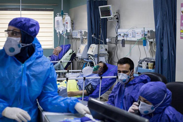فوت 461 بیمار و شناسایی 11737 بیمار جدید کووید 19 در کشور ، 5630 مبتلا در شرایط شدید قرار دارند