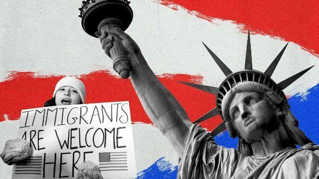 خبرنگاران کوشش های لحظه آخری دولت ترامپ برای اعمال محدودیت های مهاجرت