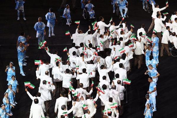 کاروان ایران با نام ستارگان پارسی در المپیک توکیو